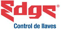 Logo y llaves del sistema de control de llaves Edge®